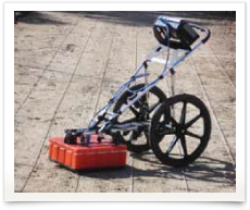 ENSPEC Ground Penetrating Radar